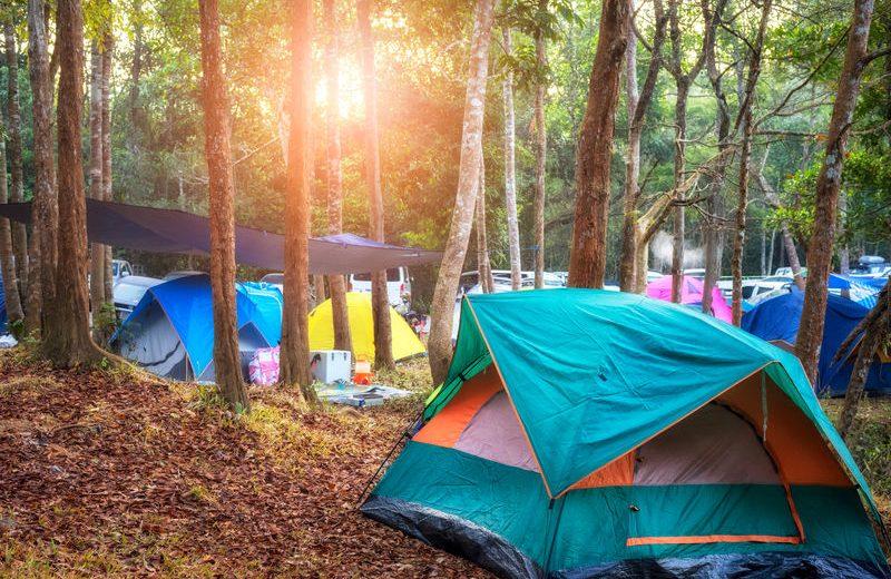 Çadır Kamp Yerleri ve Fiyatları 2021