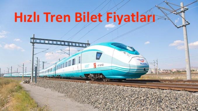 İstanbul Konya Hızlı Tren Fiyatları 2021