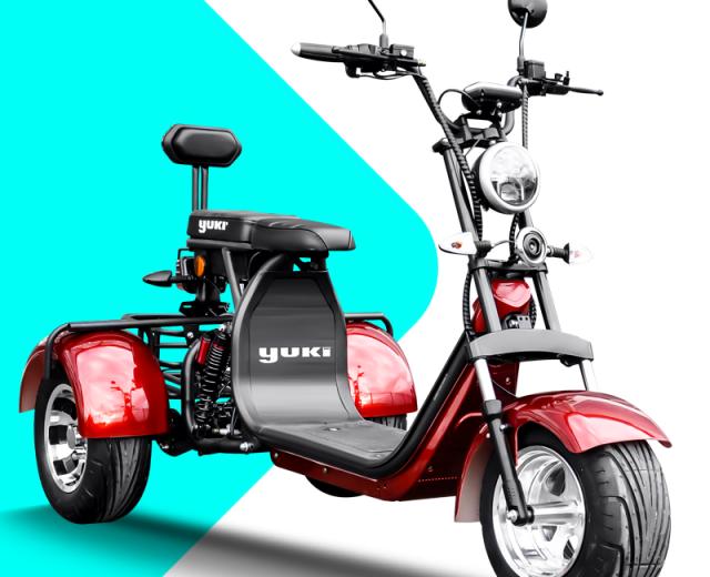 Yuki 3 Tekerli Elektrikli Bisiklet Fiyatları 2021