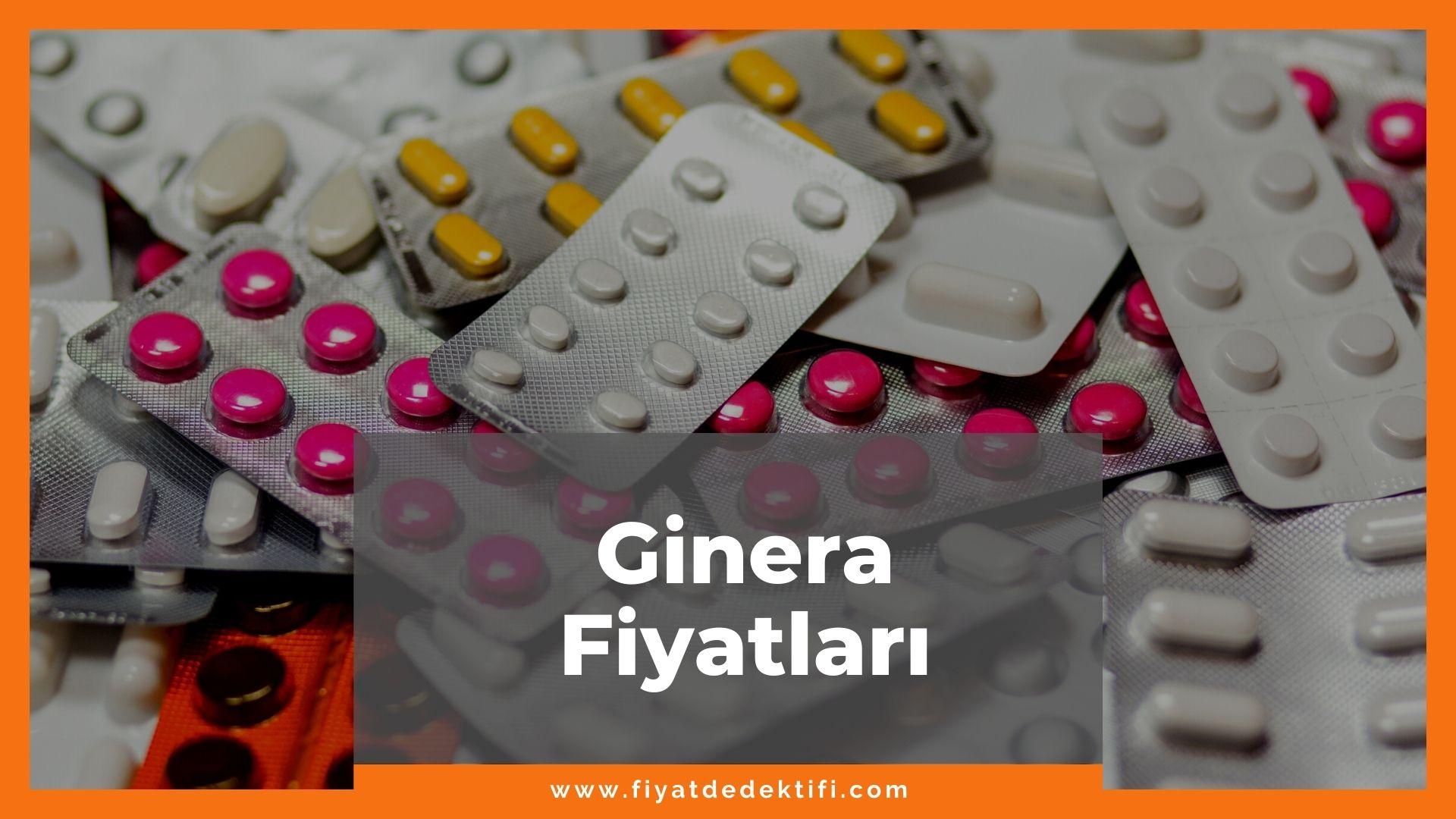 Ginera Fiyat 2021, Ginera Doğum Kontrol Hapı - Draje Fiyatı, ginera zamlandı mı, ginera zamlı fiyatı ne kadar kaç tl oldu