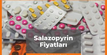 Salazopyrin Fiyat 2021, Salazopyrin 500 mg Fiyatı, salazopyrin nedir ne işe yarar, salazopyrin zamlı fiyatı ne kadar kaç tl oldu