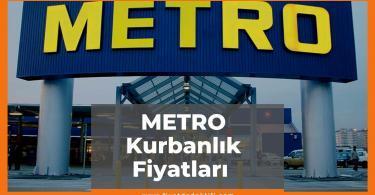Metro Market Kurbanlık Fiyatları 2021, Dana-Kuzu Kurbanlık Fiyatları, metro market kurbanlık fiyatları ne kadar kaç tl oldu zamlandı mı