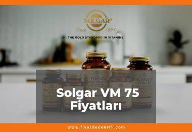Solgar VM 75 Fiyat 2021, Güncel Solgar VM 75 Fiyatları, solgar vm75 fiyat ne kadar kaç tl oldu zamlandı mı güncellendi mi